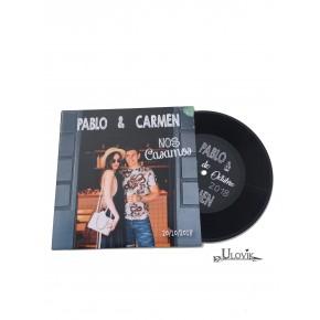 """Disco de vinilo """"Nosotros"""""""