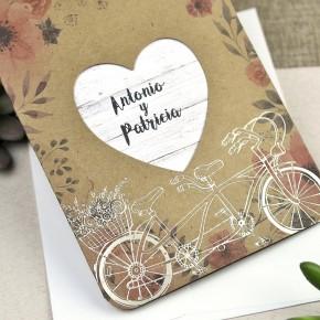 Amor en bicicleta