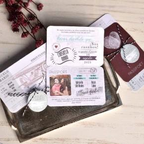 Pasaporte Huella