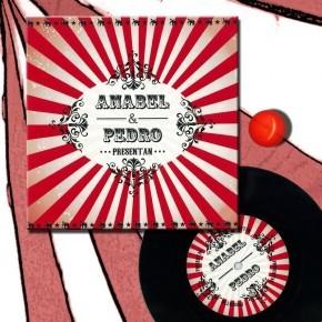 """Disco de vinilo """"Circus..."""
