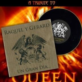 """Disco de vinilo """"Queen"""""""